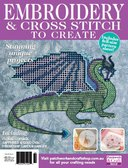 Embroidery & Cross Stitch magazine